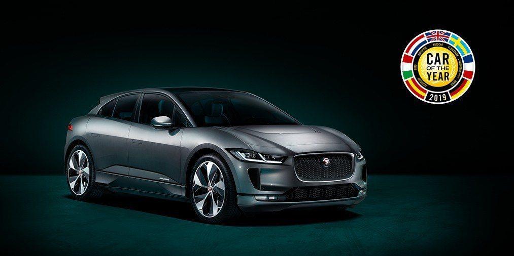 Jaguar I-Pace是首部以純電姿態奪下歐洲年度風雲大獎的車款,更為Jag...