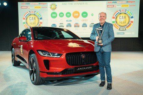 純電休旅之光 Jaguar I-Pace榮獲2019歐洲年度風雲車大獎!