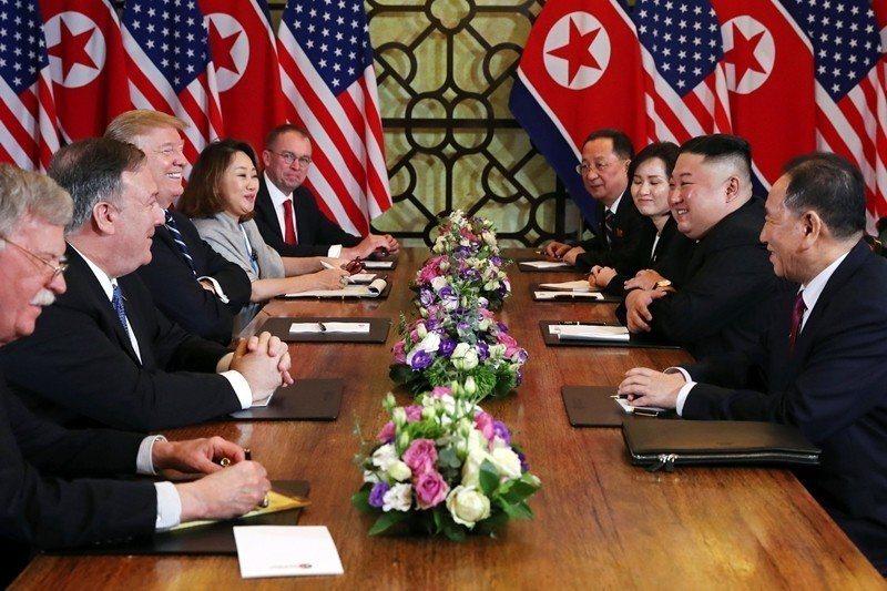 這次不簽協議的氣氛相對平和,只是雙方的價碼談不攏而已。 圖/路透社