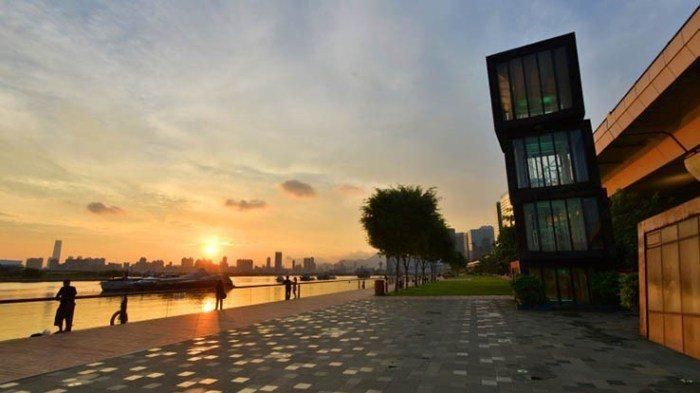 觀塘海濱公園 圖/brandhk.gov.hk