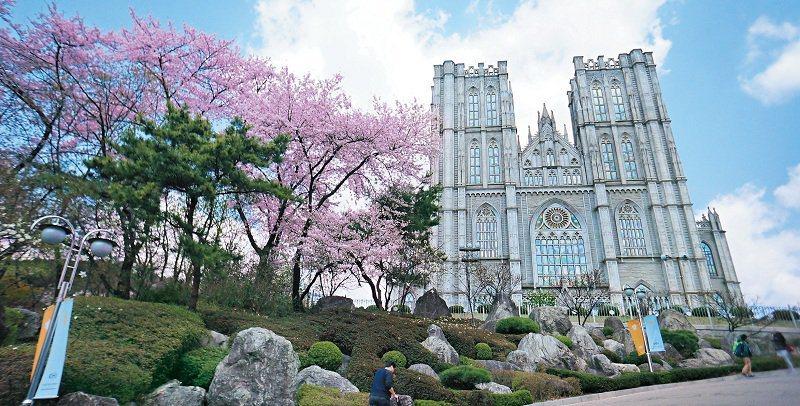 慶熙大學 圖/weekendhk