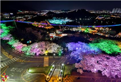 E-world 圖/韓國觀光公社