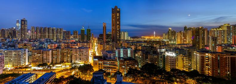 嘉頓山 圖/香港討論區