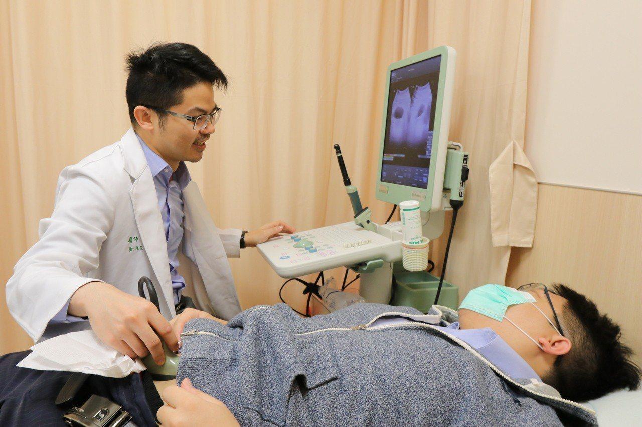 亞洲大學附屬醫院男性性功能中心主任邱鴻傑指出,若攝護腺肥大又合併膀胱結石的症狀,...
