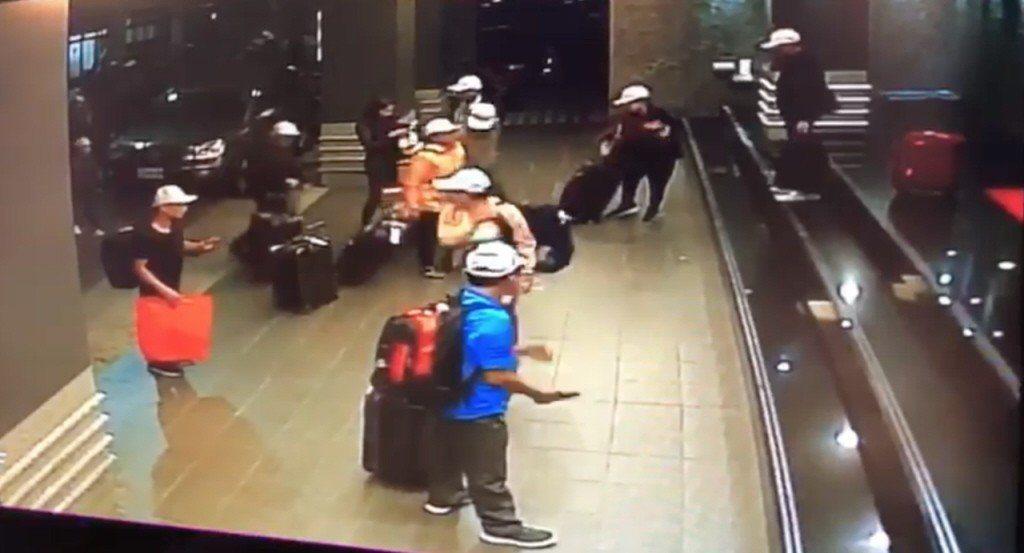 國內去年底驚傳越南旅客藉「觀宏專案」入台後集體脫逃。記者林伯驊/翻攝