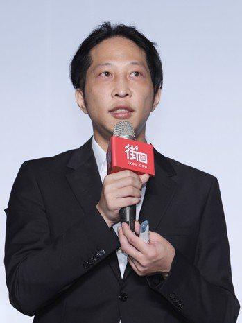 街口支付執行長胡亦嘉。 圖/聯合報系資料照片