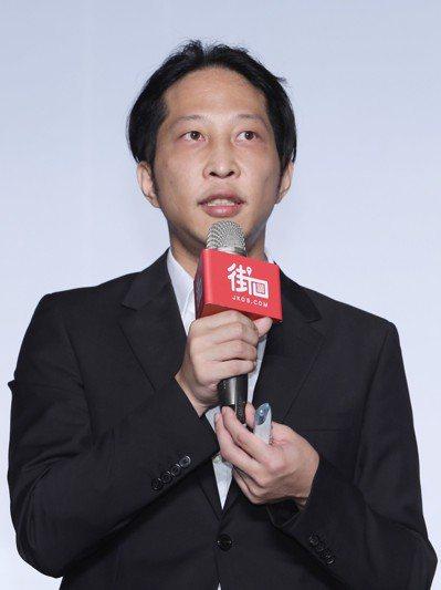 街口網絡執行長胡亦嘉。 圖/聯合報系資料照片