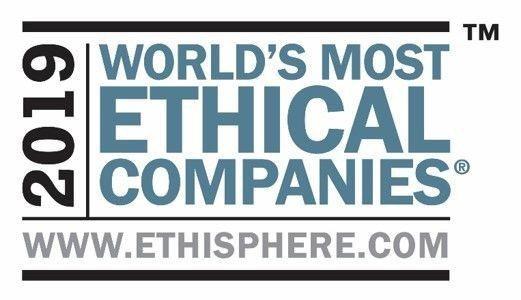 仲量聯行榮獲2019全球最具商業道德企業獎,已是連續第12年蟬聯本獎殊榮 仲量聯...