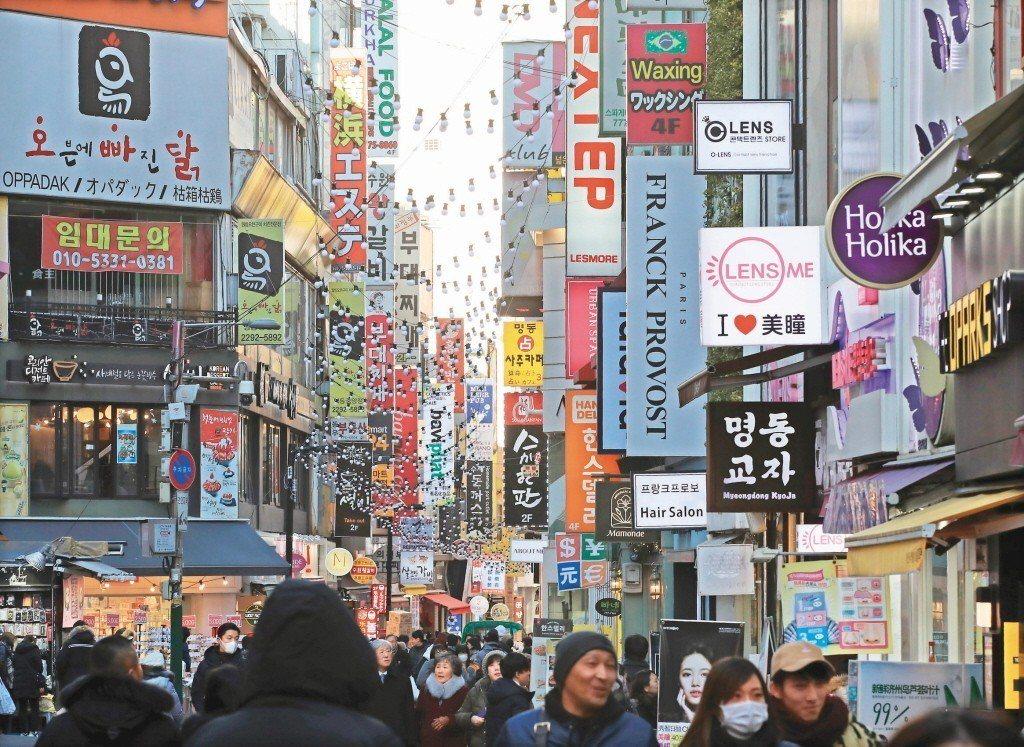 韓國銀行5日公布的資料顯示,去年南韓人均國民總所得毛額(GNI)為3萬1349美...
