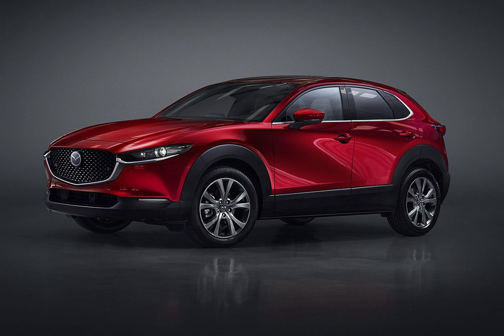 Mazda CX-30將成為新全球戰略車款,最快年中就先於歐洲市場開賣之外,美國...