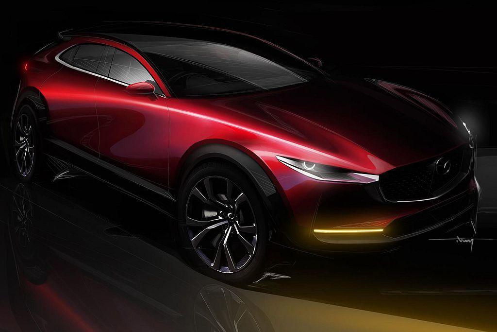 Mazda CX-30為品牌第二款採用次世代「Kodo」設計理念的休旅車。 圖/...