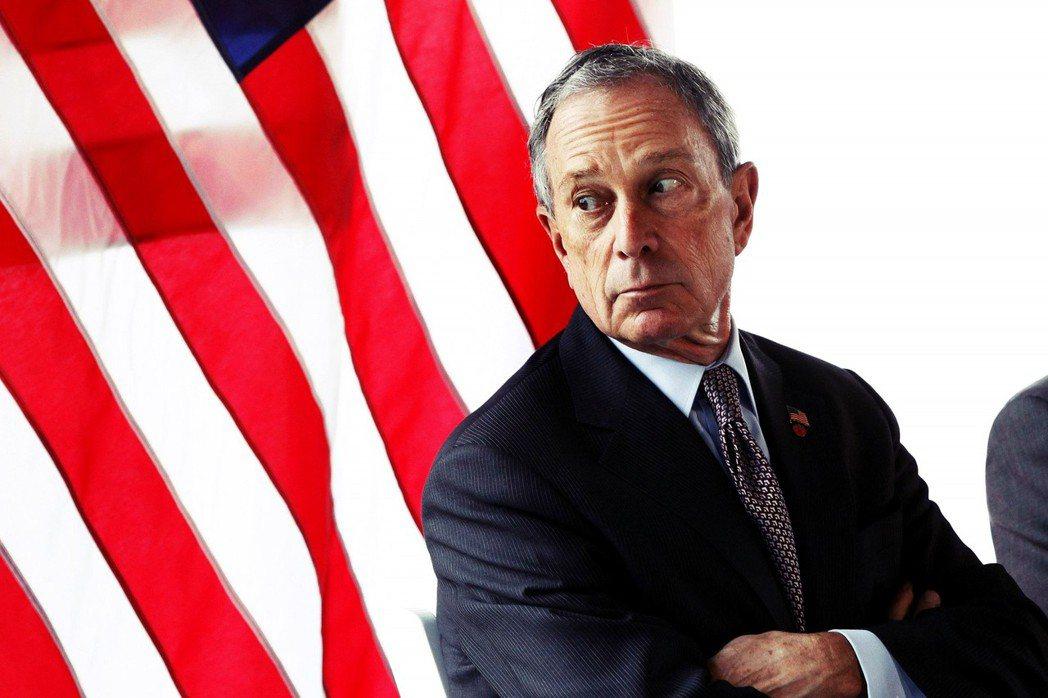 前紐約市長、全球第10大富豪——邁可.彭博(Michael Bloomberg)...