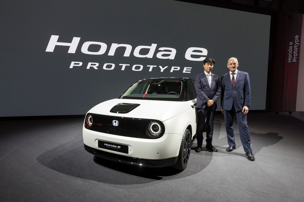 Honda e Prototype量產版預計將於今年夏天率先在歐洲販售。 摘自H...