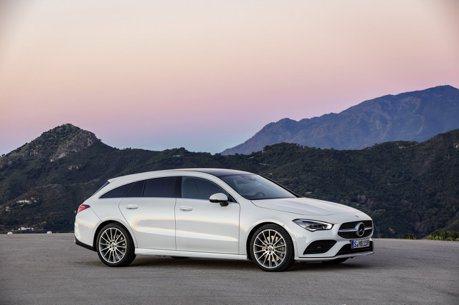2019日內瓦車展/頭部空間升級!二代美背跑旅Mercedes CLA Shooting Brake登場!