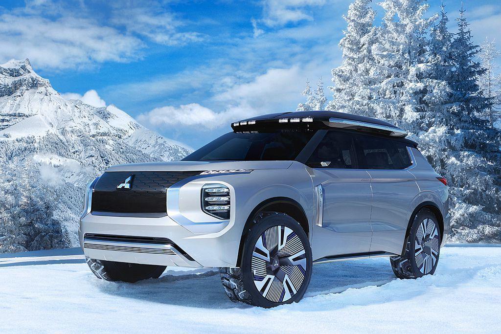 早在今年1月底就對外預告的三菱Engelberg Tourer Concept概...