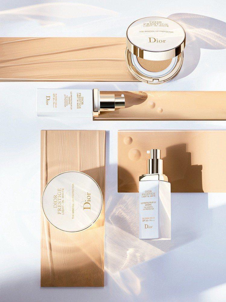 迪奧精萃再生光燦潤色BB霜SPF50+ PA+++,30ml、售價4,000元,...