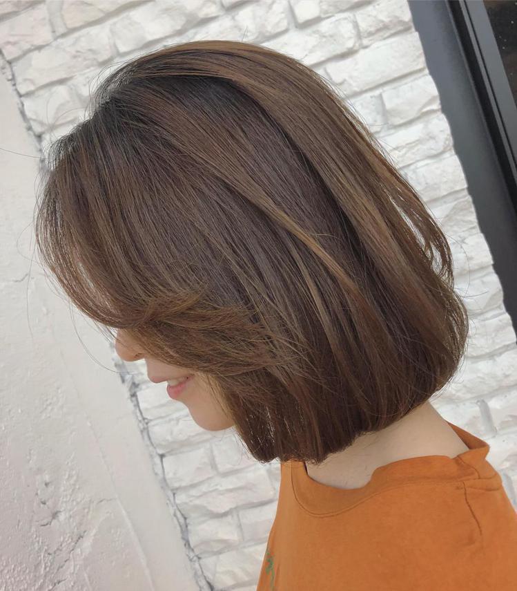髮型創作/sieg / Nina。圖/StyleMap提供