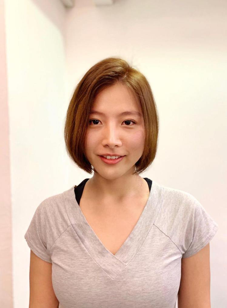 髮型創作/80's STUDIO / IAN 宏華。圖/StyleMap提供