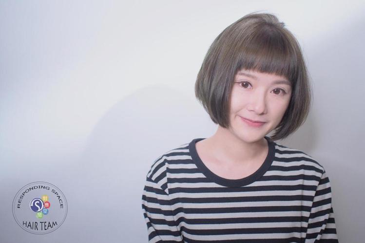 髮型創作/對應空間髮型藝術 中山店 / 尼爾森。圖/StyleMap提供