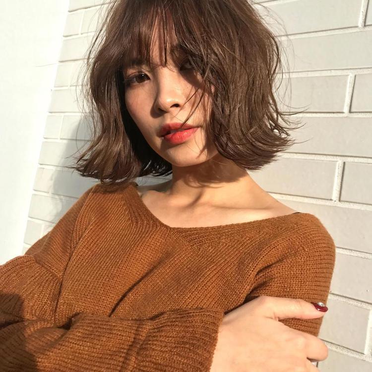 髮型創作/8度 Hair Salon / ZO EY。圖/StyleMap提供