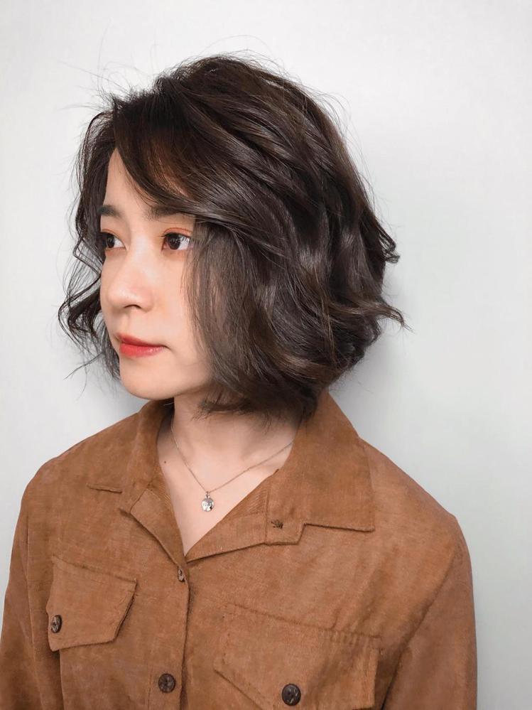 髮型創作/諾亞藝術造型 新莊一館 / Noya湘蓉。圖/StyleMap提供