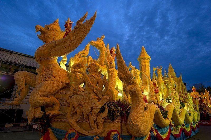 守夏節。圖/泰國觀光局提供