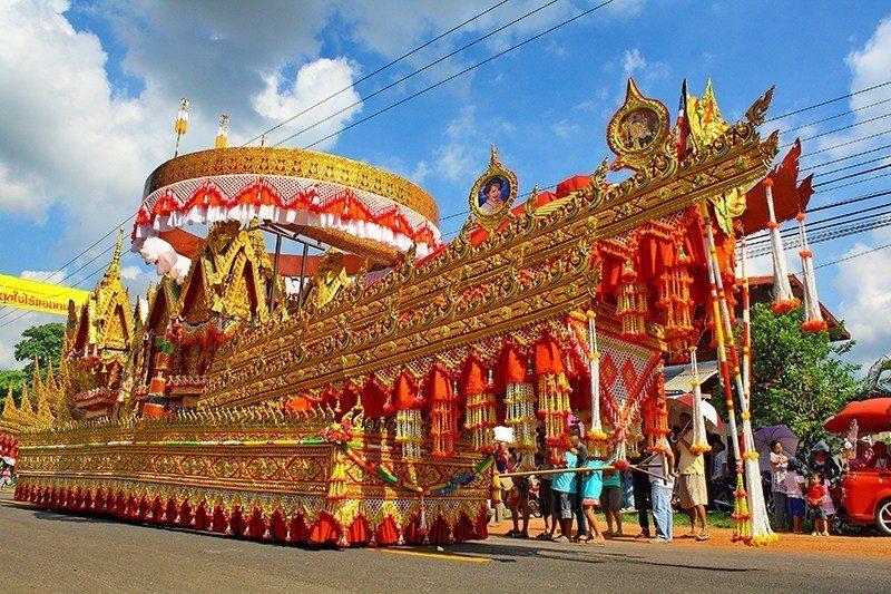 火箭節。圖/泰國觀光局提供
