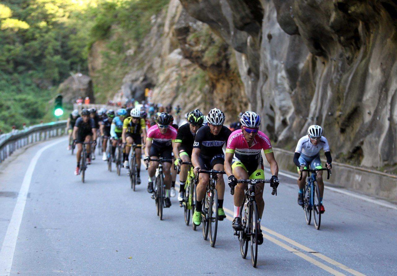 2019台灣KOM春季登山王之路將於4月22日登場。圖/中華民國自行車騎士協會提...