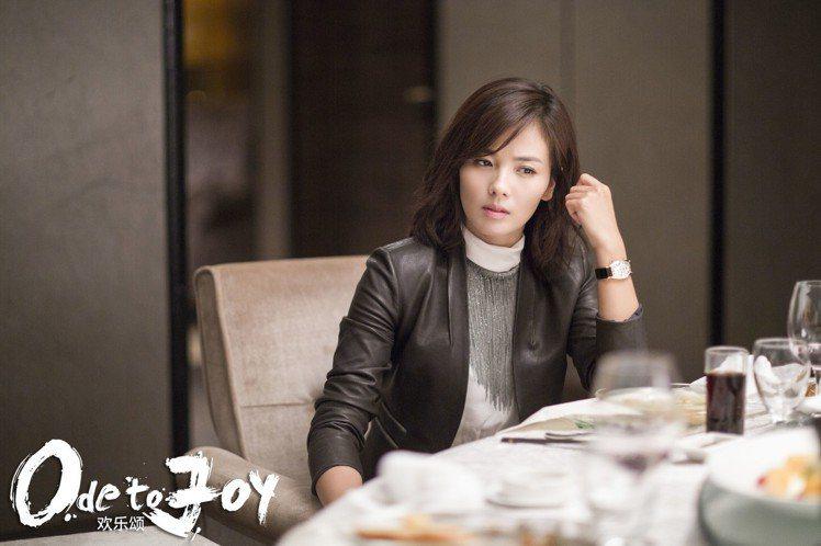 安迪(劉濤飾演)是知識型高級主管,能冷靜分析幫閨密處理問題。緯來綜合台/提供