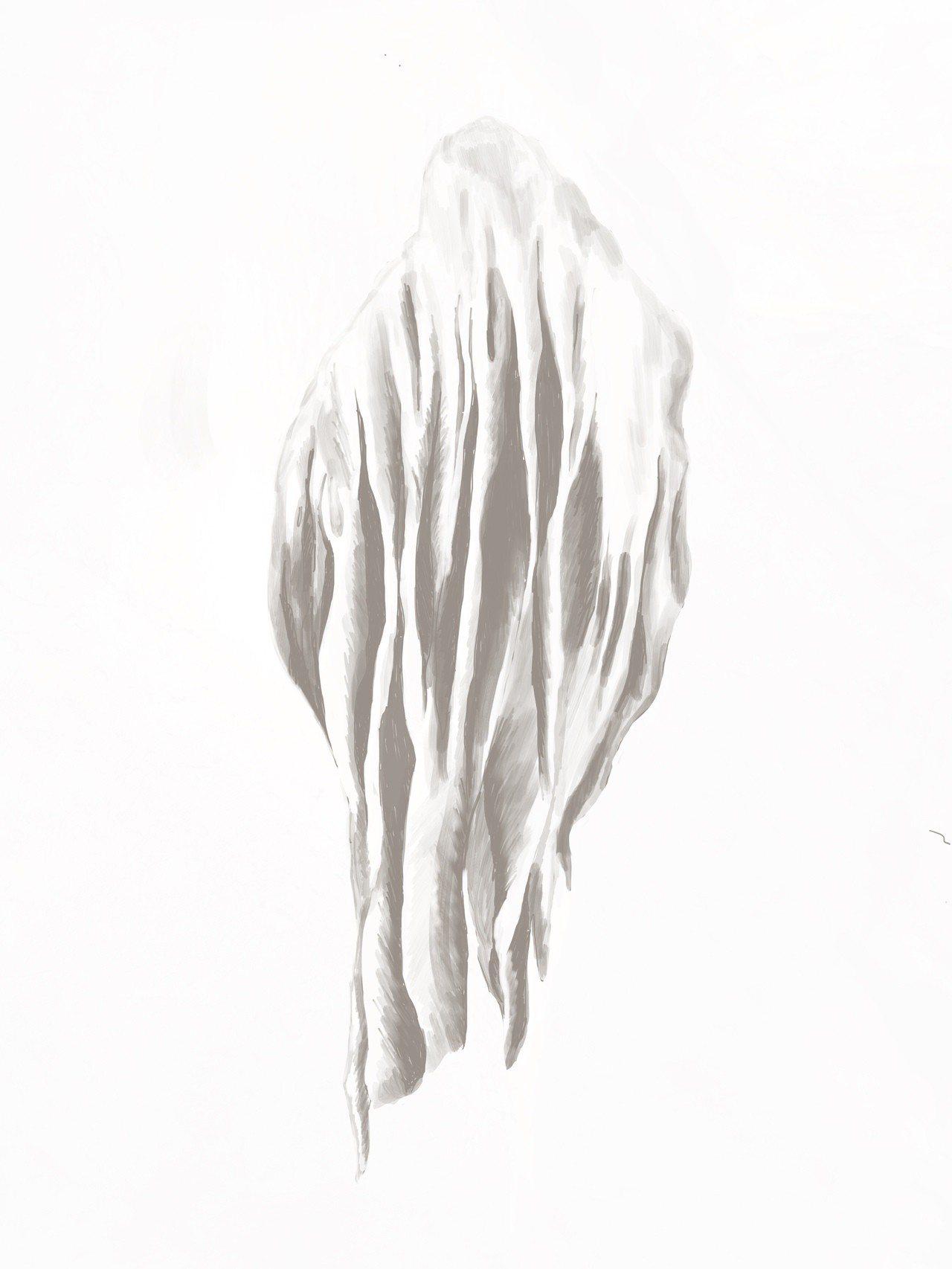 瓦洛布洞穴中的石灰岩鐘乳石為碎玻璃吊燈的靈感。圖/愛彼表提供