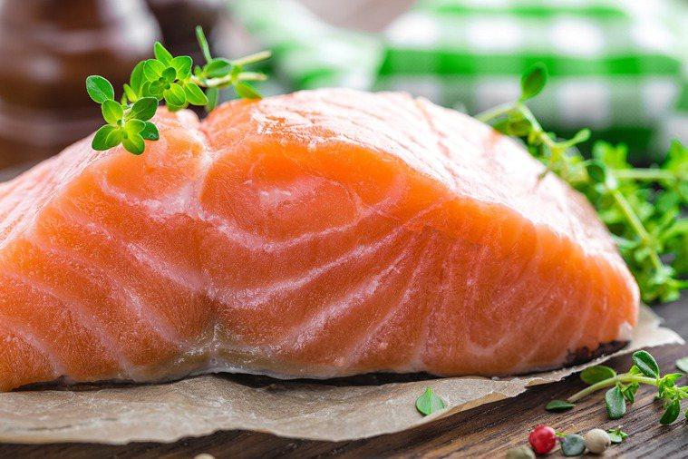 鮭魚。 圖/ingimage