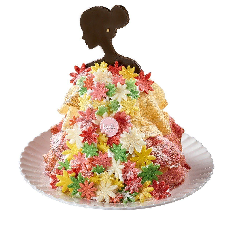 凱拉Lady媽咪日式千層手工蛋糕,售價1,280元。圖/7-ELEVEN提供