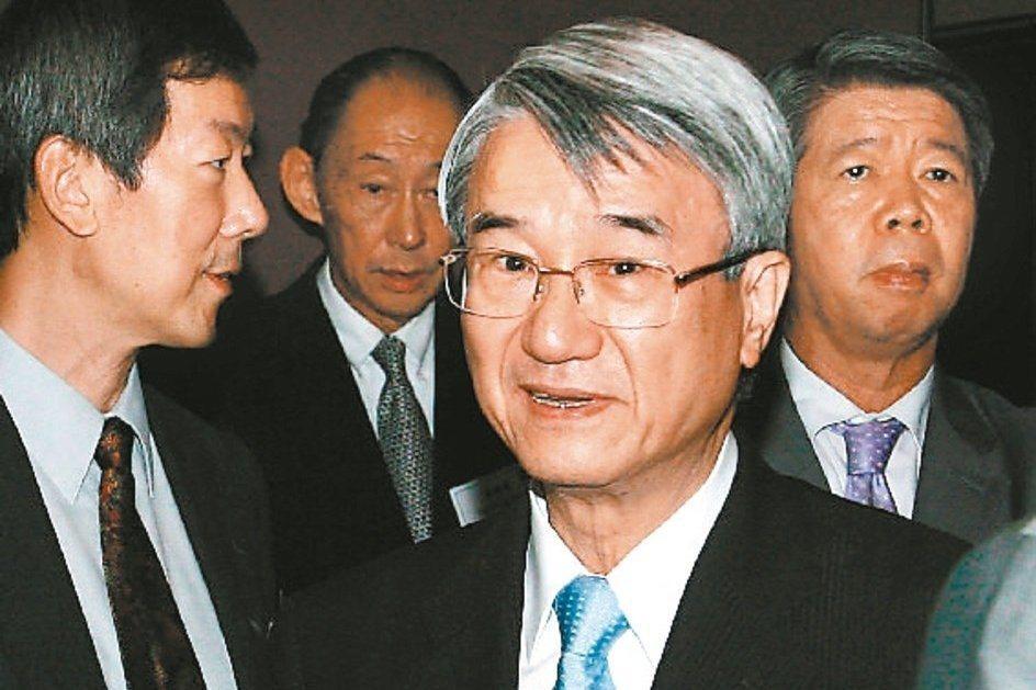 新光金控董事長吳東進。(本報系資料庫)