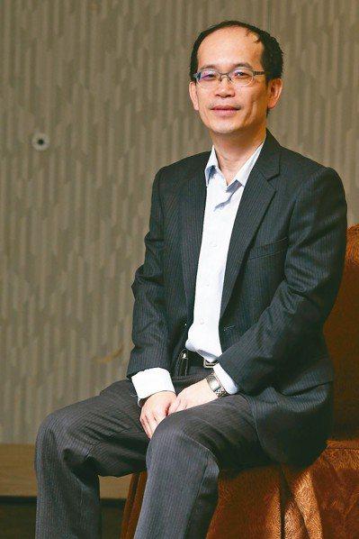 中國醫藥大學附設醫院血液腫瘤科主任白禮源 記者葉信菉/攝影