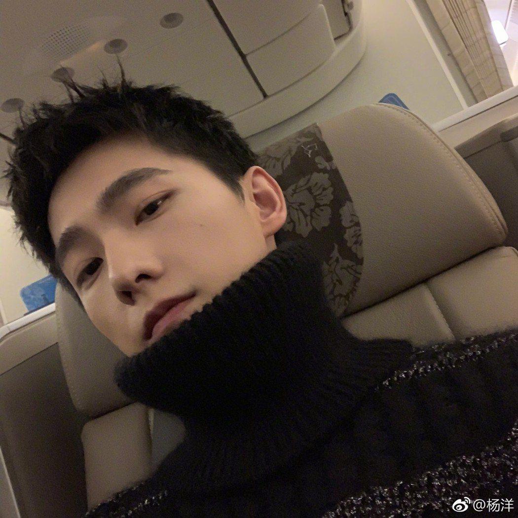 大陸男星楊洋因違約未出演電視劇《漢之雲》,被索賠人民幣2,000萬。圖/擷自微博