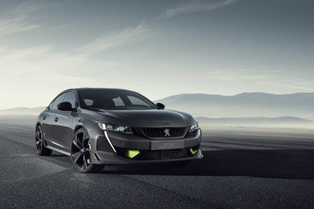 Peugeot 508 Sport Engineered Concept概念車確定要量產了!