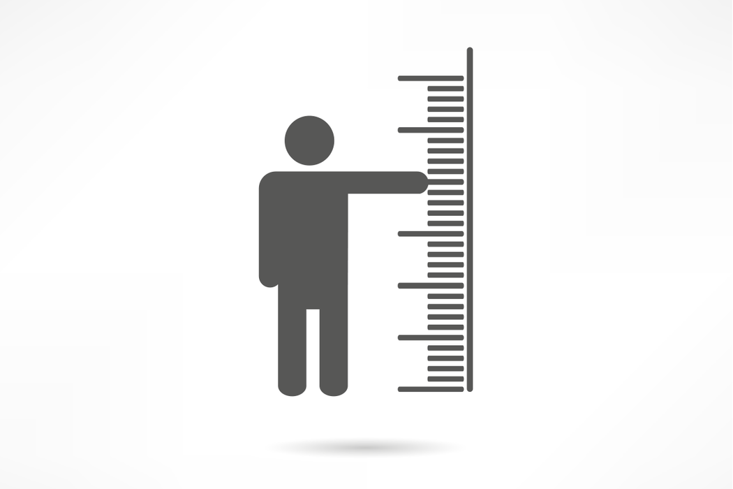 小時候高,不見得高;但小時候矮,卻有可能真的矮到大喔! 圖/ingimage