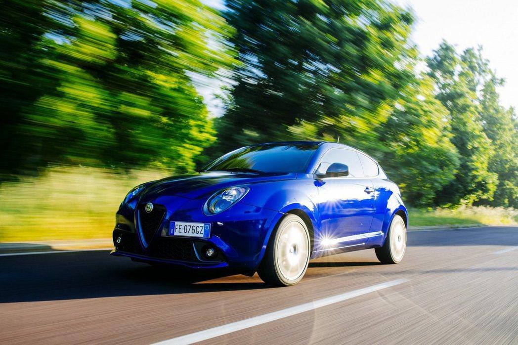 Alfa Romeo三門掀背車MiTo,在去年因為銷量欠佳而遭到停產。 摘自Al...
