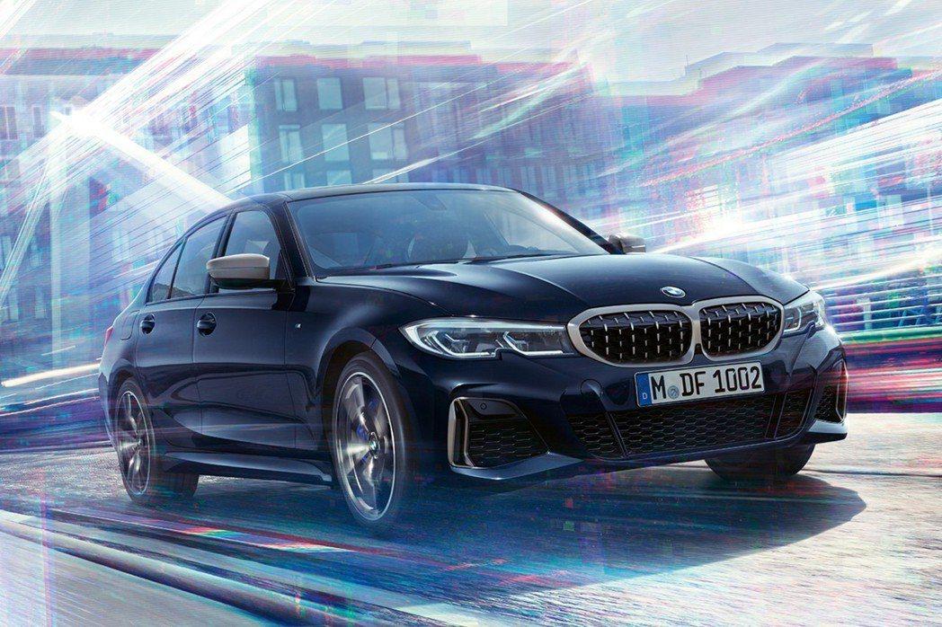 新世代BMW 3-Series將於下週一(11)登台發表 (圖為M340i xD...