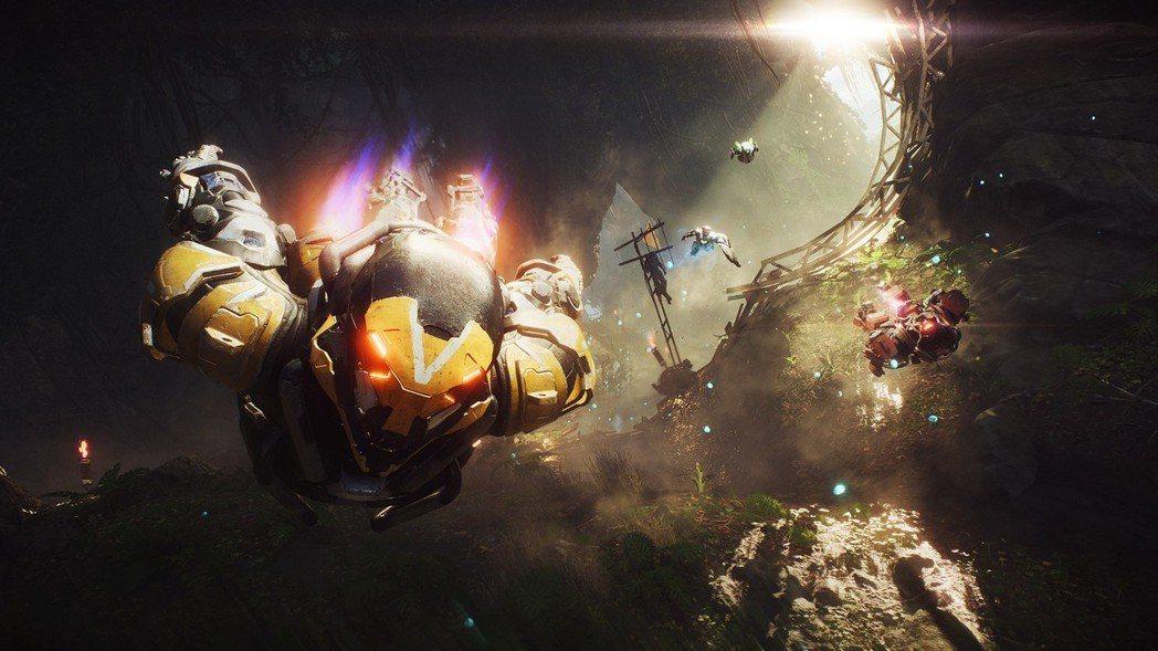 《冒險聖歌》自推出以來出現不少問題。圖/截自EA