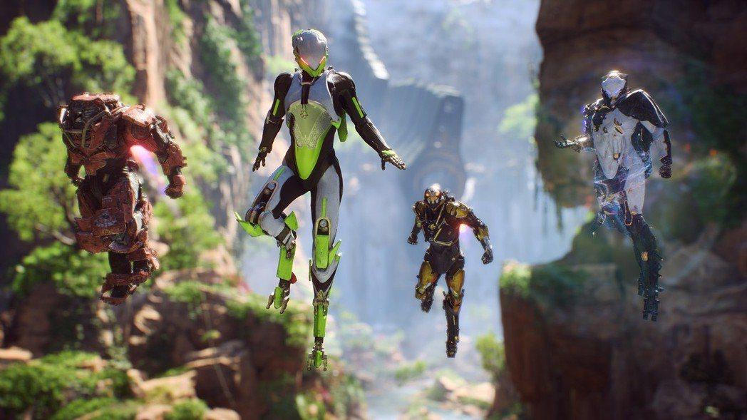 《冒險聖歌》遊戲畫面。圖/截自EA