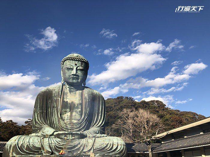 鎌倉大佛是鎌倉的地標。