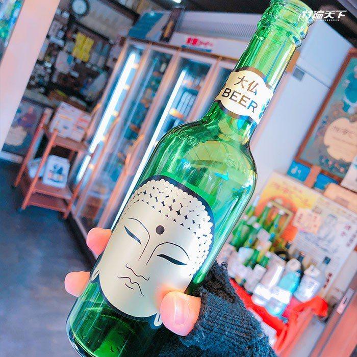 大佛不喝酒但生產「大佛啤酒」,有佛祖的味道嗎?