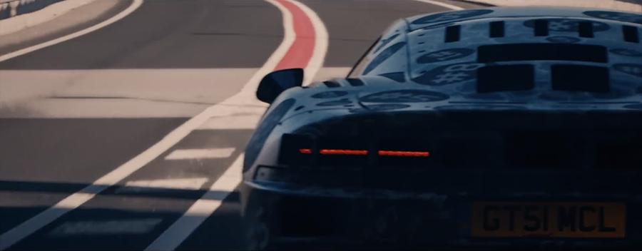 裁自McLaren影片