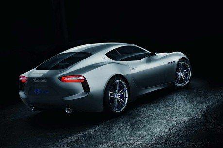 Maserati Alfieri油電跑車明年日內瓦車展見!