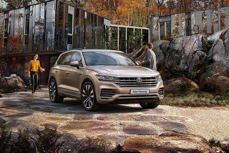英規Volkswagen Touareg新增335匹汽油動力車型!