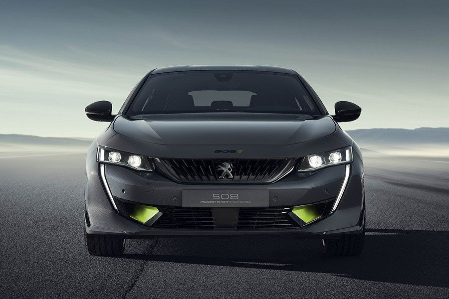 508 Sport Engineered Concept。 Peugeot提供
