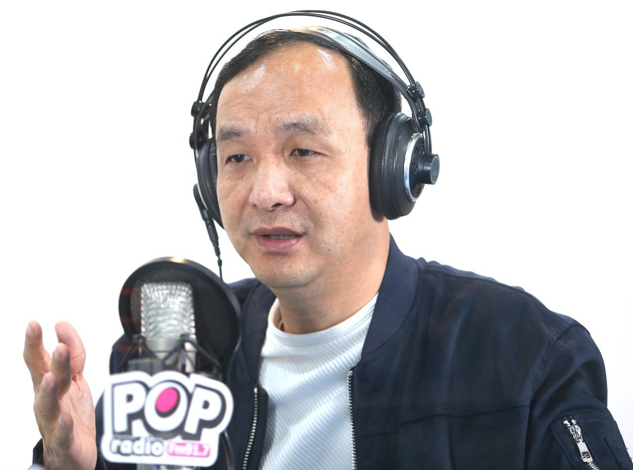 新北市前市長朱立倫。聯合報系記者王騰毅/攝影