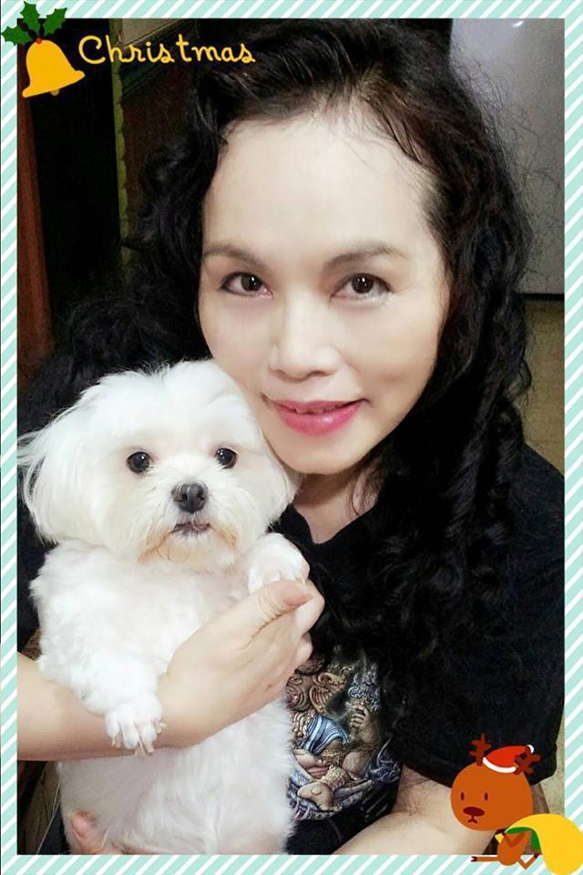 李珮菁被封為「月亮歌后」。圖/摘自臉書