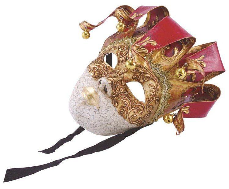 威尼斯手工面具。圖/新光三越提供